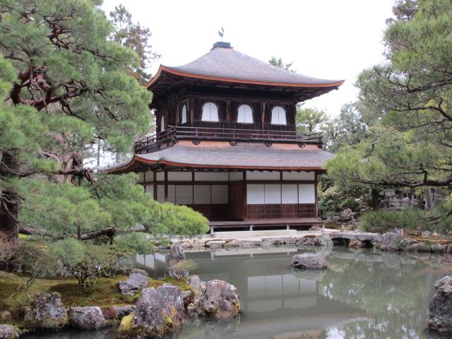 銀閣寺 観音殿(銀閣・国宝)