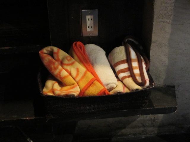 山元麺蔵 ブランケット