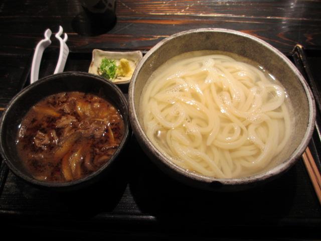 山元麺蔵 牛と土ゴボウのつけ麺