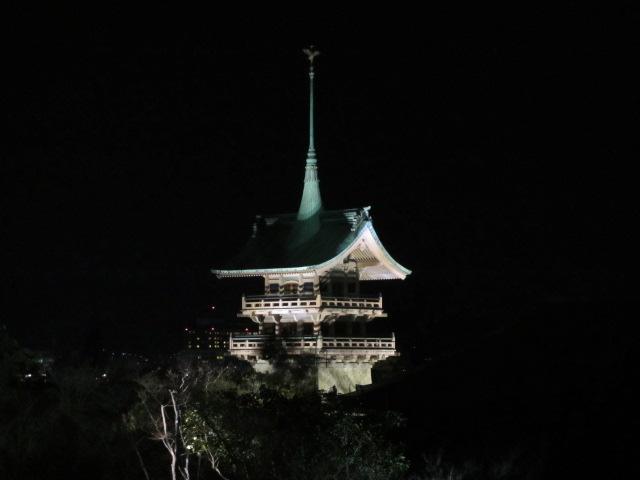 祇園閣(夜)