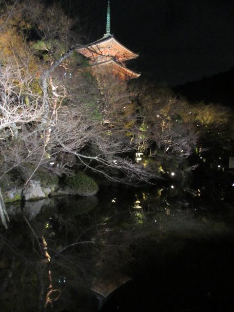 清水寺 音羽の滝から進む6