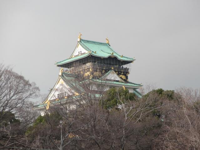 大阪城公園 大阪城