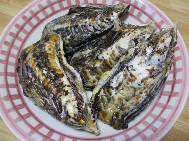 室津牡蠣 皿