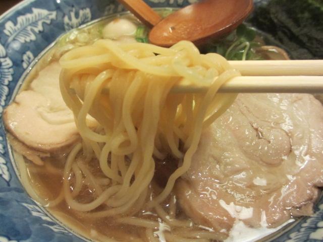 極みの醤油 麺