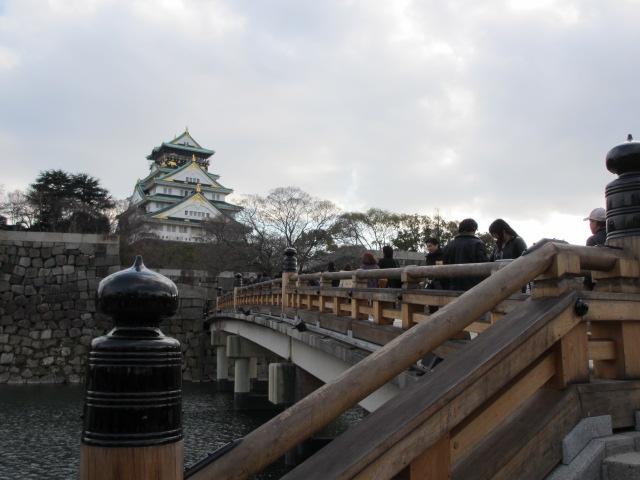 大阪城公園 天守閣4