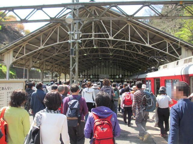 近鉄吉野駅2