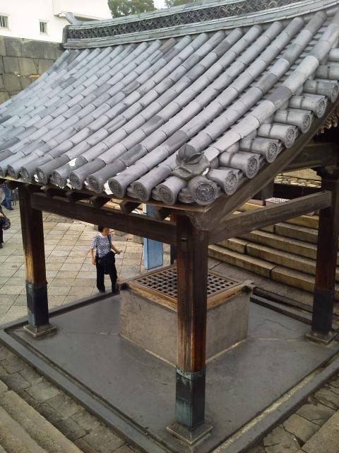 金明水井戸屋形1