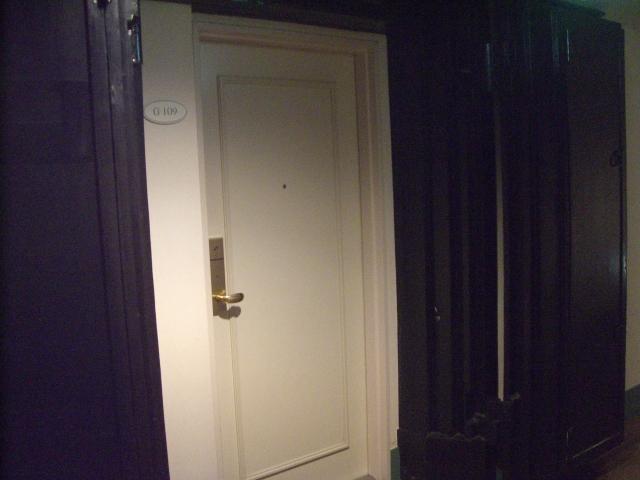 ホテルヴィブラント 金庫