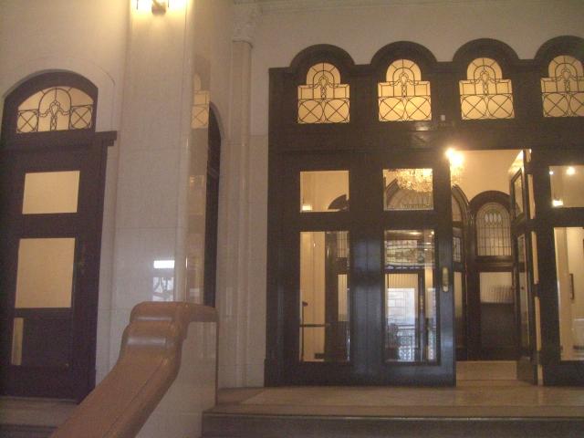 小樽グランドホテル 入口1