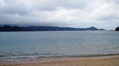 今日の鯨浜2