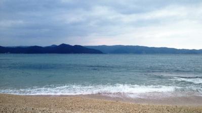 今朝の鯨浜2