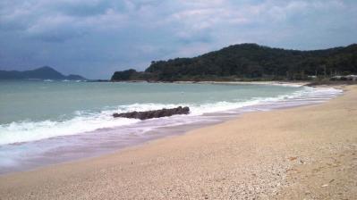 今日の鯨浜1