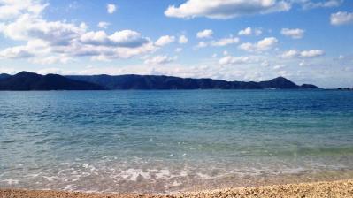 海水綺麗2
