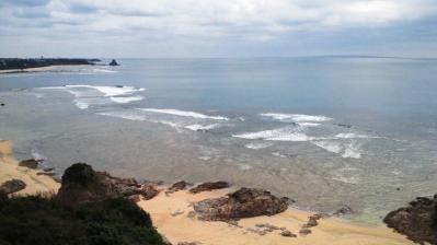 素晴らしき土浜の眺め2