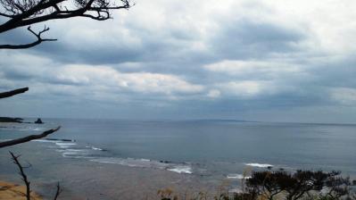素晴らしき土浜の眺め3