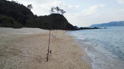 昨朝、鯨浜の異変7