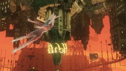 PSVita『GRAVITY DAZE』の発売日が2012年2月9日に決定!