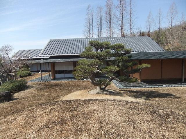 日本庭園香流亭