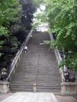 愛宕山 出世の階段