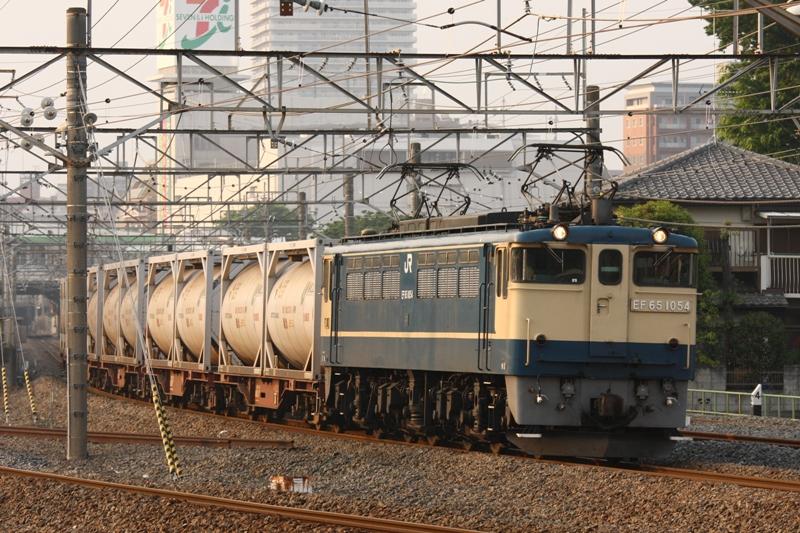 EF65 1054