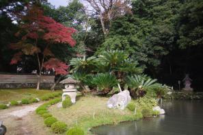 北島国造館庭園