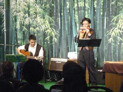 響きあう音と心-伝統楽器ライブ