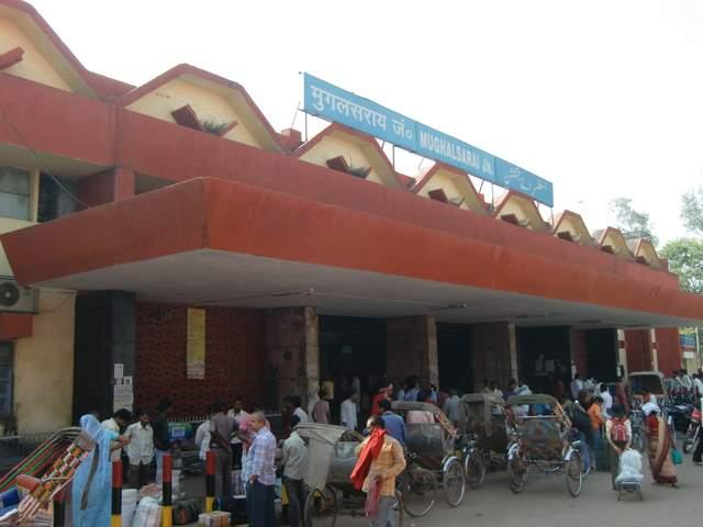 ムガルサライ駅