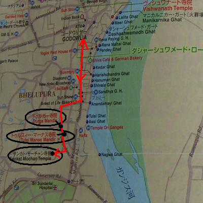 バラナシの地図 2.JPG