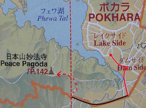 日本寺 地図