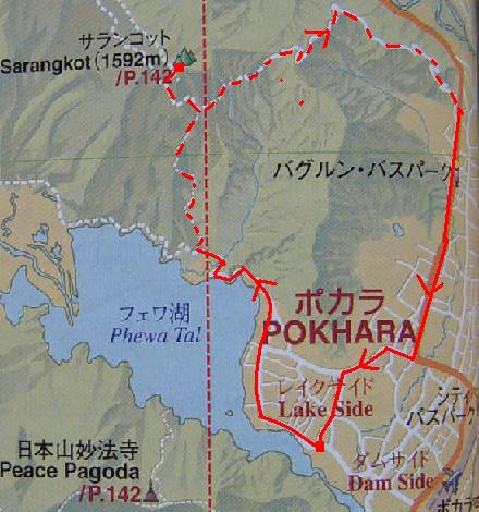 サランコット 地図