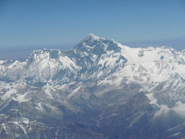 エベレスト別角度