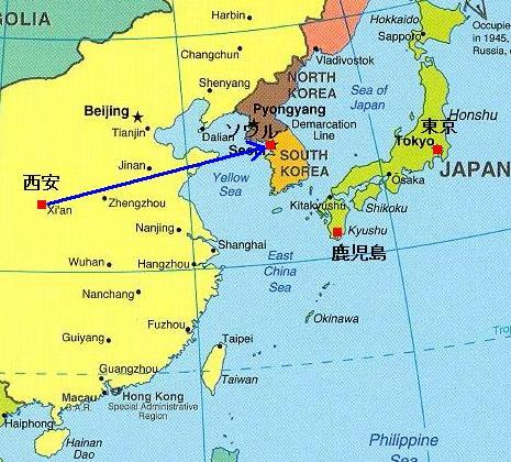 西安~ソウル 地図.JPG
