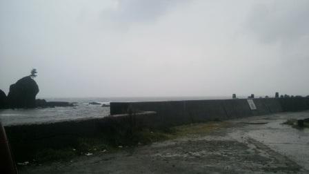 2011.11.27 青森今別 袰月漁港北向き