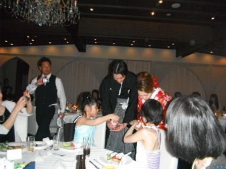 2012.03.31 結婚式