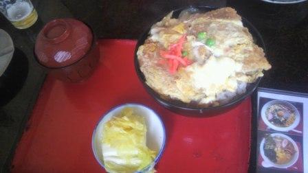 2012.04.07 カツ丼