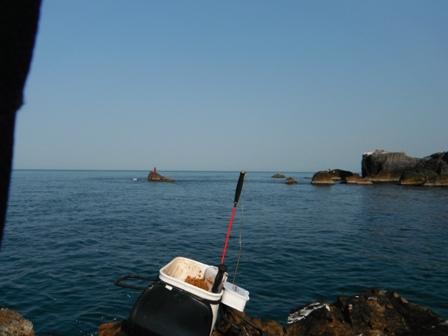 2012.04.21 釣り座