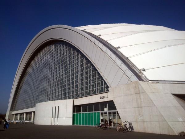 岡山ドーム①