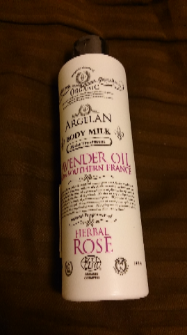 Argeran Body Milk