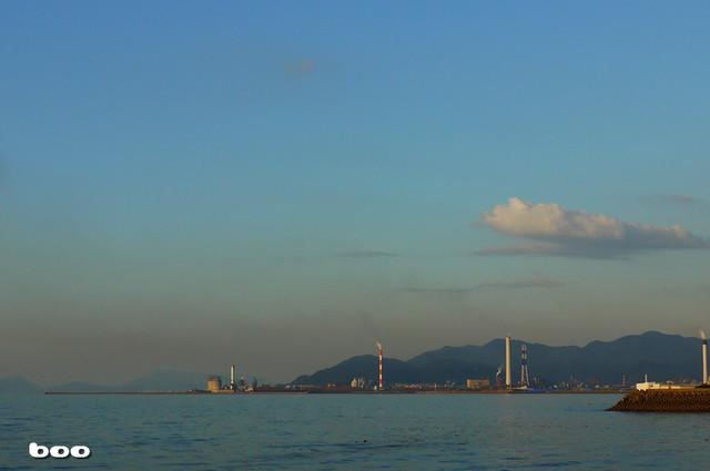 寒川海水浴場