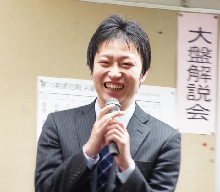 笑顔全開の船江先生