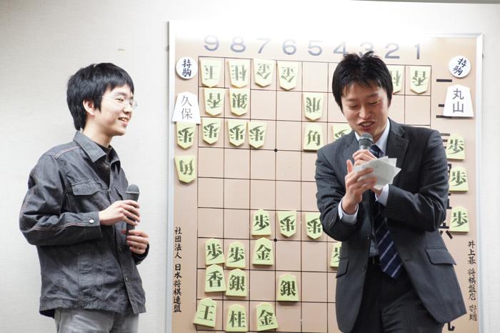 お二方によるクイズの当選者発表