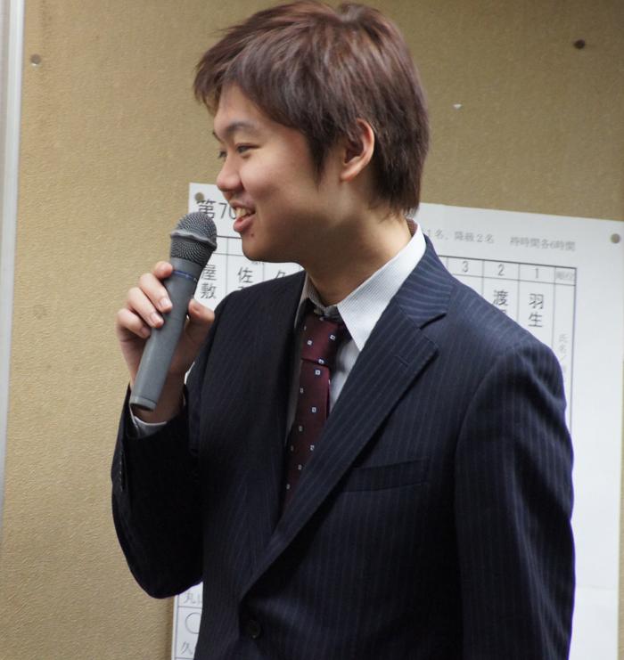 村田顕弘先生