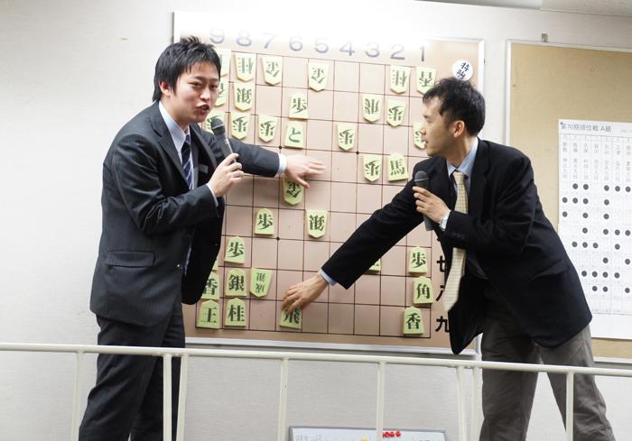 船江先生&畠山先生