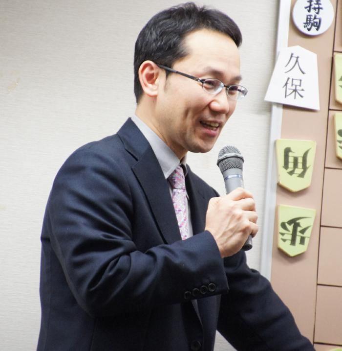 井上慶太先生