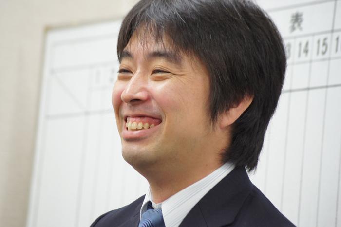 久保二冠のファンの方に、この笑顔が届きますように