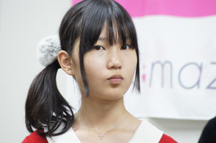 初々しかった長谷川女流初段。これから、関西のイベントでたくさんお会いできる予感です