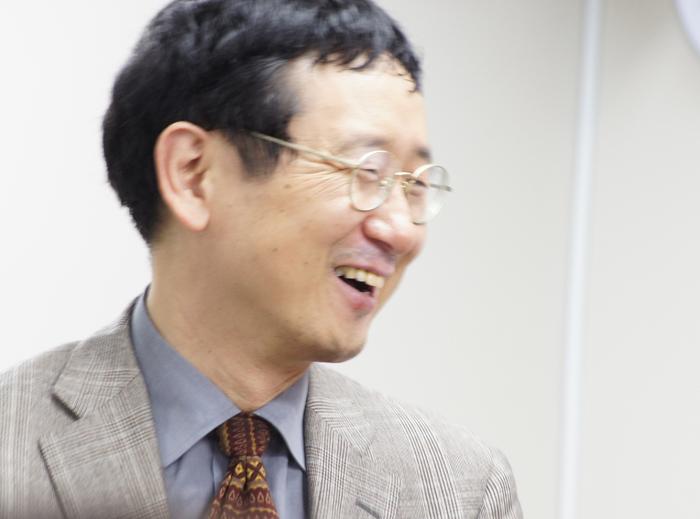 素敵な笑顔!神崎七段、お疲れ様でした!