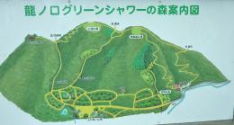 龍之口山 (グリーンシャワーの森)