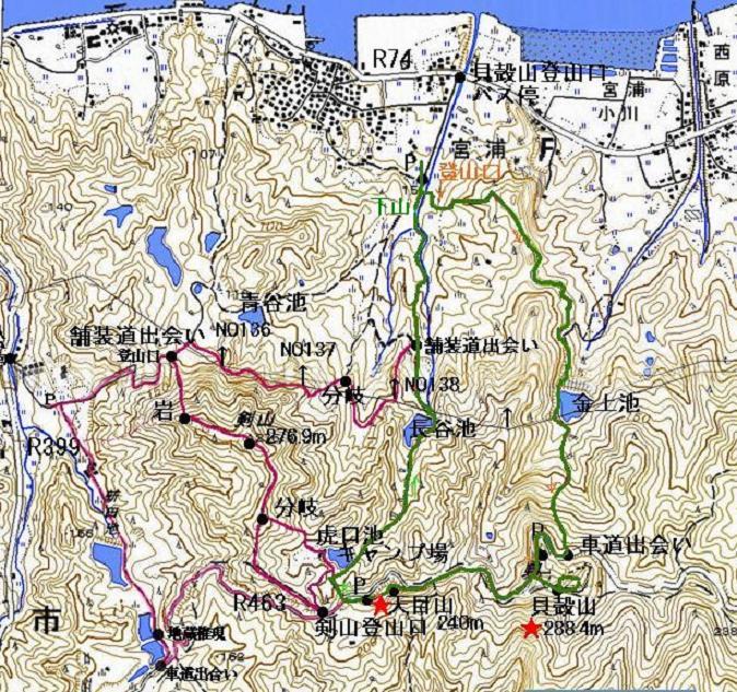 2012_4_13 貝殻山
