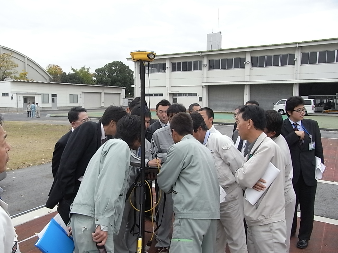 GNSS出来形管理2